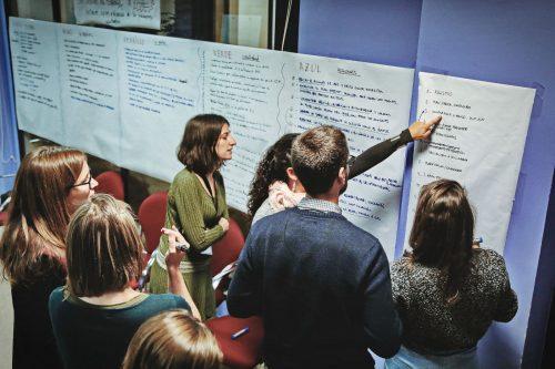 Facilitación en inteligencia colaborativa