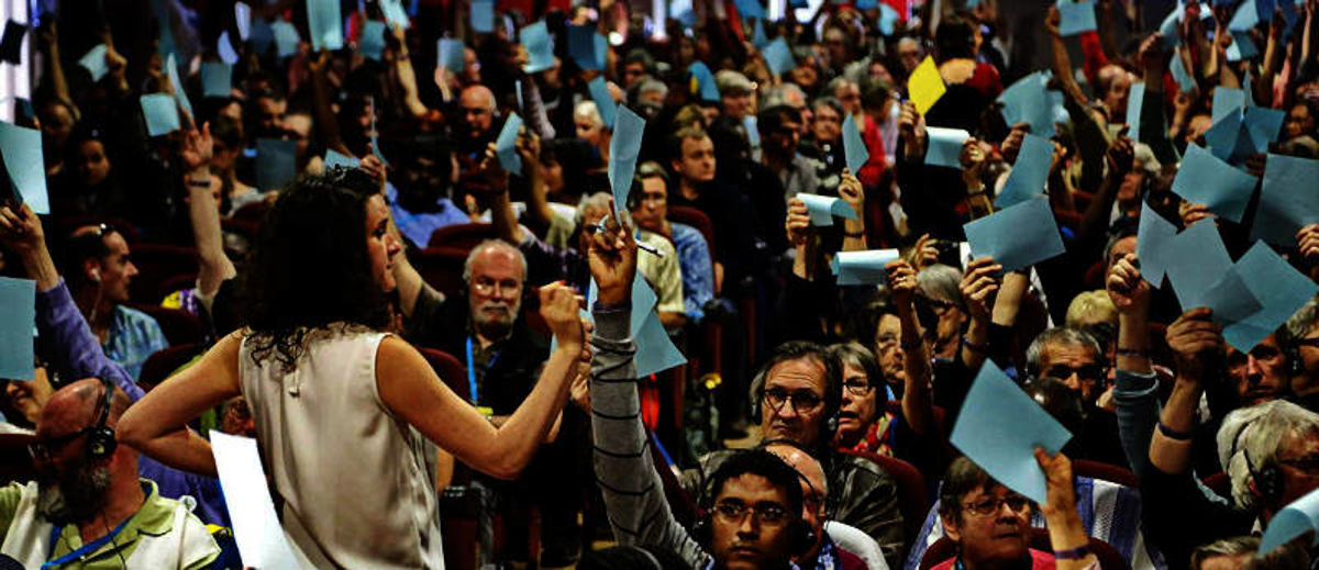 Asamblea mundial de Emaús Internacional 2016