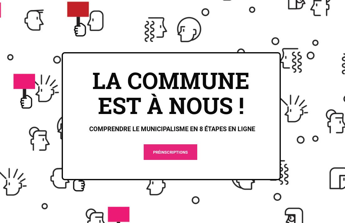MOOC la commune est à nous